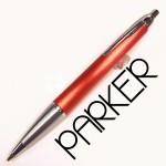 派克 Parker IM經典 世紀橘紅 原子筆