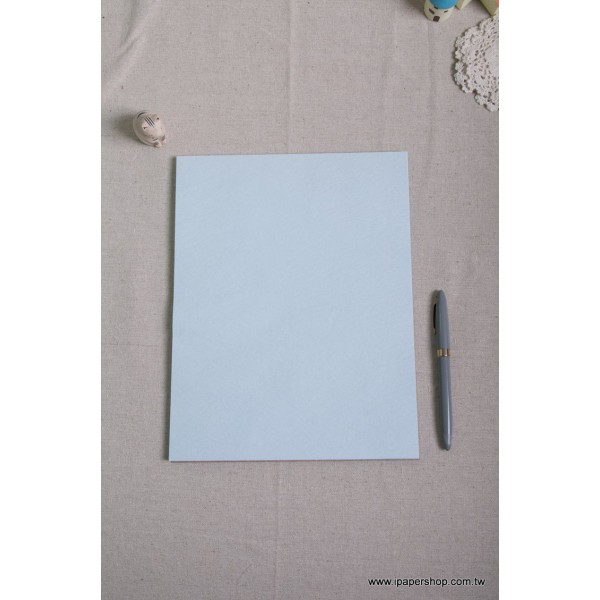 【iPaper】 德國 鑽石洋蔥紙 藍色 100張 Leeter size