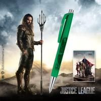 瑞士卡達 Caran d'Ache 888 infinite 特別版 正義聯盟系列 原子筆 (水行俠 Aquaman)
