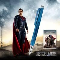 瑞士卡達 Caran d'Ache 888 infinite 特別版 正義聯盟系列 原子筆 (超人 Superman)