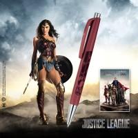 瑞士卡達 Caran d'Ache 888 infinite 特別版 正義聯盟系列 原子筆 (神力女超人 Wonder Woman)