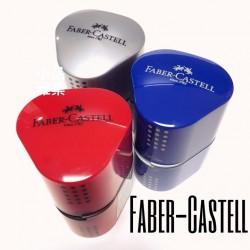 德國 Faber-Castell 輝柏 精緻多功能削筆器(183800/183801)