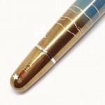 英國 Classic Pens Ltd LAMBROU LB系列 LB4 大溪地Tahiti 蒔繪18K 限量鋼筆