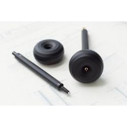 臺灣 [HMM] 甜甜圈筆座+自動鉛筆