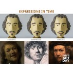 TODAY IS ART DAY 藝術英雄聯盟 - 林布蘭 Rembrandt