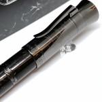 德國 Graf von Faber-Castell Pen of the year 2018年度限量筆 特別款 限量330支 18K金 鋼筆(黑色款)