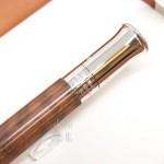 德國 Graf von Faber-Castell 新加坡獨立50週年紀念版 限量 蛇木 0.7mm自動鉛筆