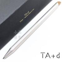 TA+d 創夏設計 Fiber  燻竹原子筆(鈦色)