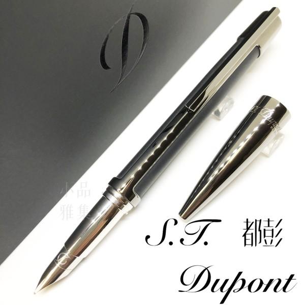法國 S.T. Dupont 都彭 DEFI 挑戰系列 鋼筆(Gunmetal霧黑黑夾)