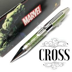 CROSS 高仕 X系列 Marvel Hulk 綠巨人浩克 鋼珠筆