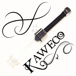 德國 Kaweco 短鋼專用 推拉式 吸墨器