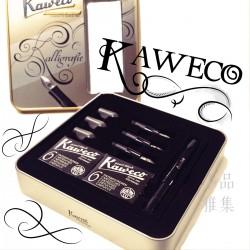 德國 Kaweco sport 藝術筆尖禮盒組(黑色款賣場)
