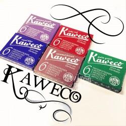 德國 Kaweco 六支裝 歐規 卡式墨水