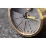 臺灣 二十二 22 Design Studio 四度空間機械錶 淬鍊黃銅款