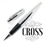 Cross 高仕 凱樂系列 亮鉻白夾 鋼珠筆