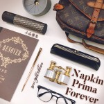 NAPKIN FOREVER 永恆筆 PRIMA Rose Gold Edition 玫瑰金