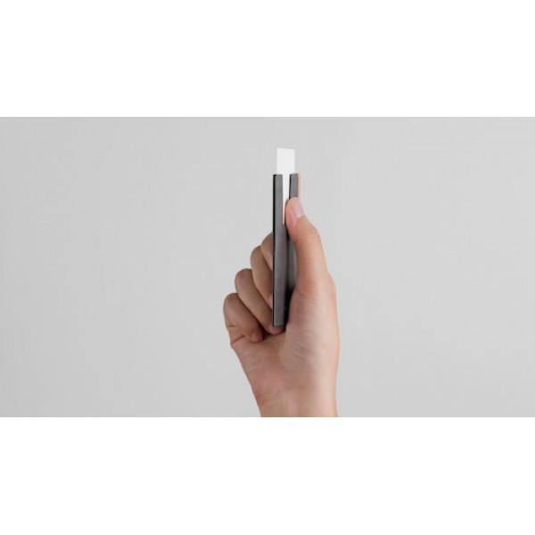 TA+d 創夏設計 Slide Light|燻竹名片夾(兩款可選)