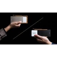 TA+d 創夏設計 Slide 燻竹名片盒(兩款可選)