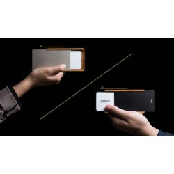 TA+d 創夏設計 Slide|燻竹名片盒(兩款可選)