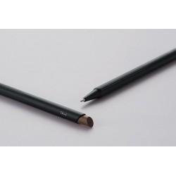 TA+d 創夏設計 Fiber| 燻竹0.7mm自動鉛筆(黑色)