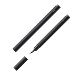 (特價中)TA+d 創夏設計 Fiber| 燻竹鋼筆(黑色)