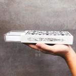 全透明 磁吸式 筆盒