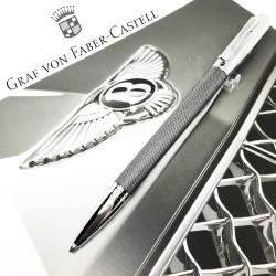 德國 Graf von Faber-Castell Bentley 賓利聯名系列 原子筆(銀灰色)