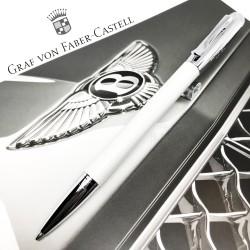 德國 Graf von Faber-Castell Bentley 賓利聯名系列 原子筆(珍珠白)
