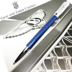 德國 Graf von Faber-Castell Bentley 賓利聯名系列 原子筆(寶石藍)