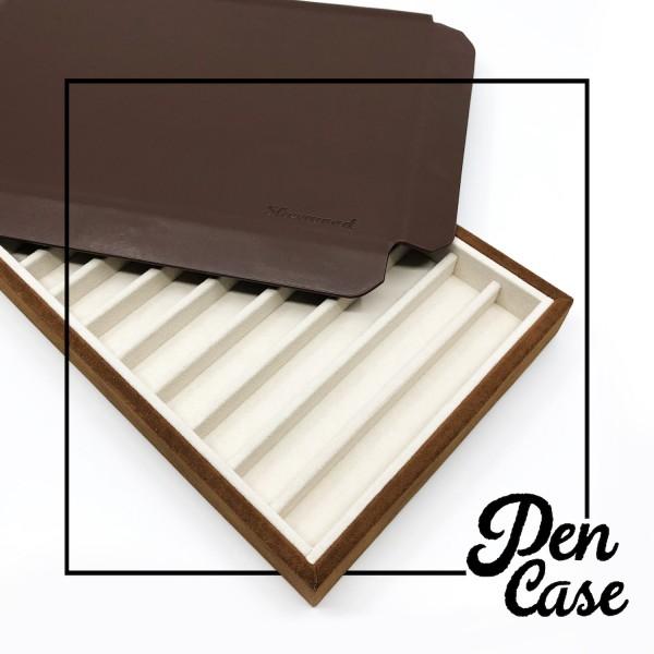 小品雅集 獨家訂製 附蓋鋼筆絨布筆盤(單色蓋)