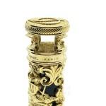 (預購訂製款,下單後約三個月可交貨)法國 S.T. DUPONT 都彭 18K金 Armoiries Exclusive 寶庫鋼筆/打火機