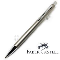 德國 Faber-Castell 輝柏 NEO 銀沙袖珍型 原子筆(342120)