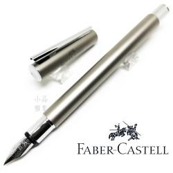 德國 Faber-Castell 輝柏 NEO 銀沙袖珍型 鋼筆(342101/342102)