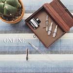 德國 online EF/1.4/1.8 舒壓藝術鋼筆禮盒組(透明款)