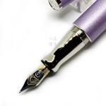德國 OTTO HUTT 奧托赫特 時尚絨 | Design06 薰衣草淺紫 鋼筆