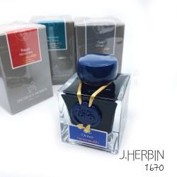"""法國 J. Herbin """"1670"""" 限量紀念瓶墨水(新款)四色可選"""