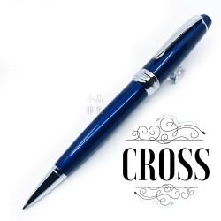 CROSS 高仕 Bailey 貝禮 藍亮漆 原子筆