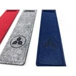 小品雅集訂製 不織布筆套 (紅/藍/灰)