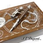法國 S.T. DUPONT 都彭 Seven Seas 七海限量系列 全球限量299組 18K金 鋼筆