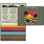 德國 Faber-Castell 輝柏 111周年紀念短版油性色鉛筆 (12色) (211004)