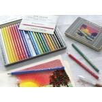 德國 Faber-Castell 輝柏 111周年紀念短版油性色鉛筆 (24色) (211002)