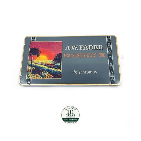 德國 Faber-Castell 輝柏 111周年紀念版油性色鉛筆 (12色) (211001)