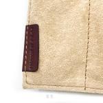日本 Pilot 百樂 5支裝 真皮 筆袋(咖啡色)