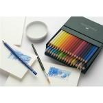 德國 Faber-Castell 輝柏 專家級36色 水性色鉛筆 精裝盒(117538)