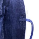 日本 Pilot 百樂 5支裝 真皮 筆袋(藍色)