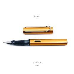 德國 Lamy AL-star 恆星系列 2019限定色 Bronze 古銅金 鋼筆