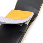 法國 RHODIA ePURE系列 黑色封套N°13上翻筆記本 方格內頁 附筆插 (118139C)