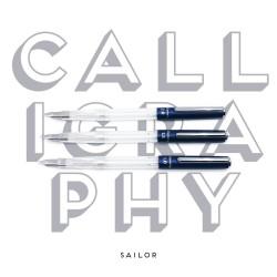 日本 Sailor 寫樂 HighAce neo Clear Calligraphy 藝術鋼筆(三種筆尖尺寸可選)