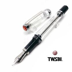 臺灣 TWSBI 三文堂 Vac 700R 透明色 負壓上墨鋼筆