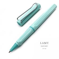 德國 Lamy Safari 狩獵系列 2019限定色 Pastel 夢幻泡泡馬卡龍 鋼珠筆(Lightblue 天空藍)
